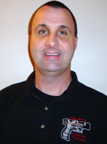 Darin D. Oberhart, NRA Certified Firearms Instructor